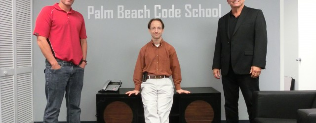 For those who have dreamed of developing a cool cell-phone app or designing a hot new Web site, Palm Beach County's first brick-and-mortar coding school is coming to town Dec....