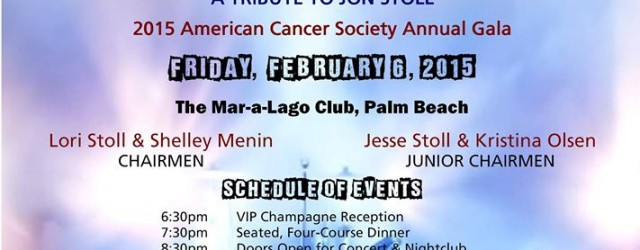 Question: What do you get when a group of local philanthropists put a bunch of rock 'n' rollers on the bill for a fundraising event benefiting American Cancer Society? Answer:...