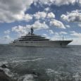 "Michael Rafferty, IYC broker, wrote: ""This 533-foot yacht came in the Palm Beach inlet today at 1220 hours. It is owned by Roman Abramovich. It is the second largest yacht […]"